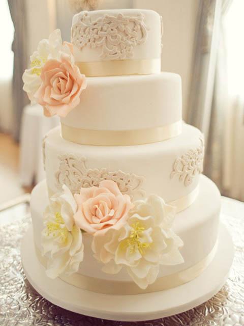 Αγράμπελη - Τούρτα γάμου